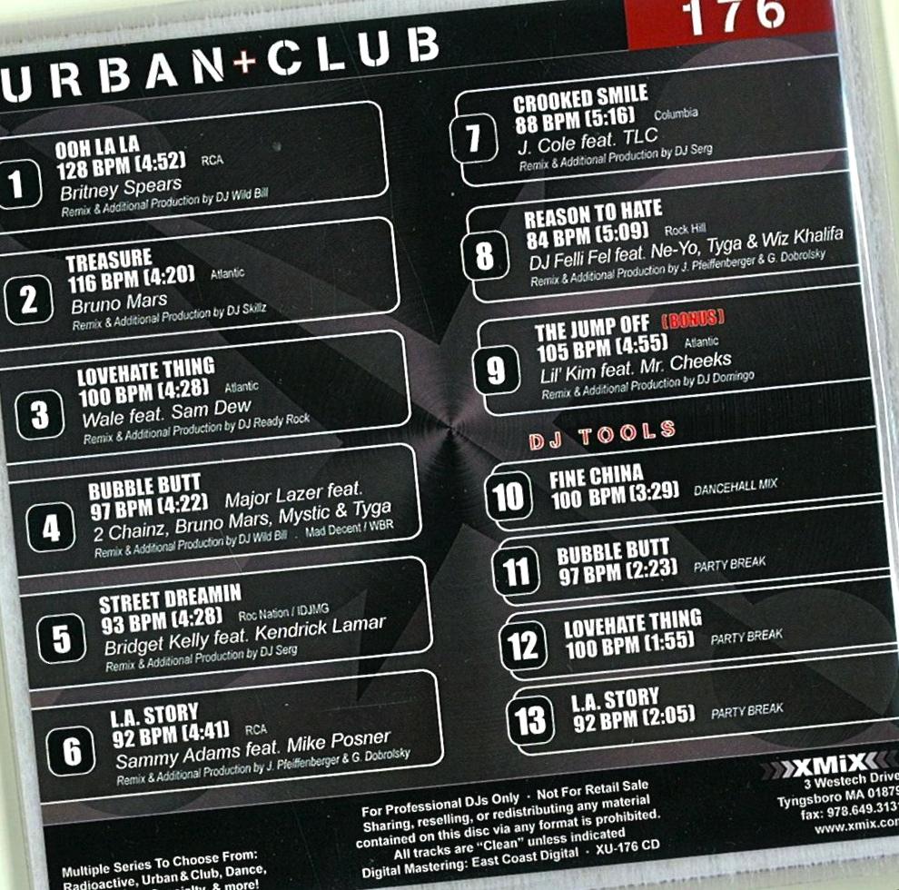 X Mix Urban